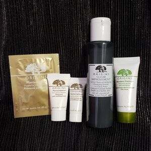 Origins skin care bundle NWOT